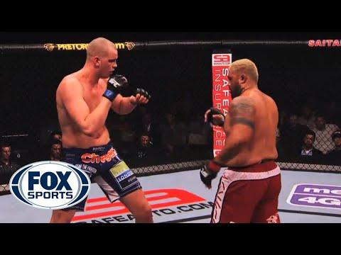 Ultimate 8: Heavyweight KO's