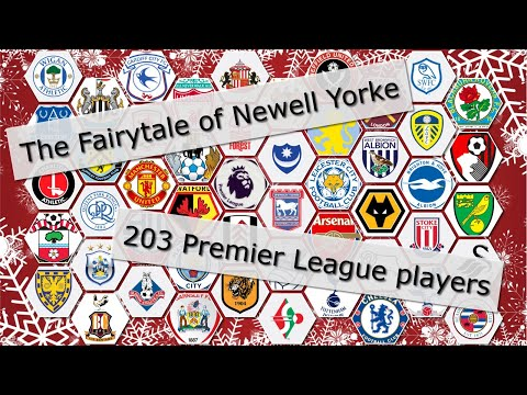 The Fairytale of Newell Yorke - Dave Henson (Absolutely brilliant, must listen)