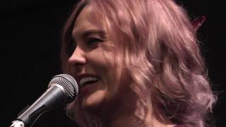 Anna Nalick cries during Breathe 2am [Crowd sings for Anna due to laryngitis] 11/5/15, Albany, NY YouTube Videos