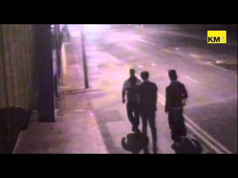 Killers caught on camera moments before death in Sheppey