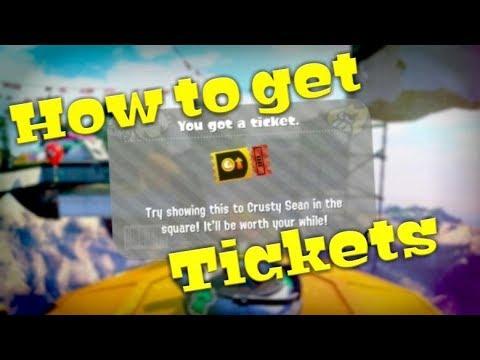 How to get tickets in Splatoon 2