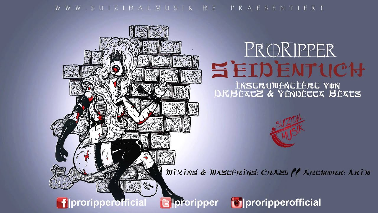 ProRipper Seidentuch Beat by DKBeatZ & Vendetta Beats