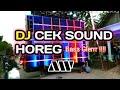 DJ UNTUK CEK SOUND GLERR!! Terbaru 2020