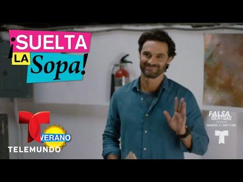 Iván Sánchez habla de su distanciamiento con Ana Brenda  Suelta La Sopa  Entretenimiento