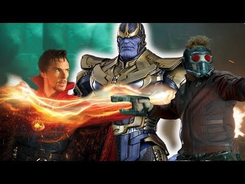 Why STARLORD didnt SCREW UP in Infinity War