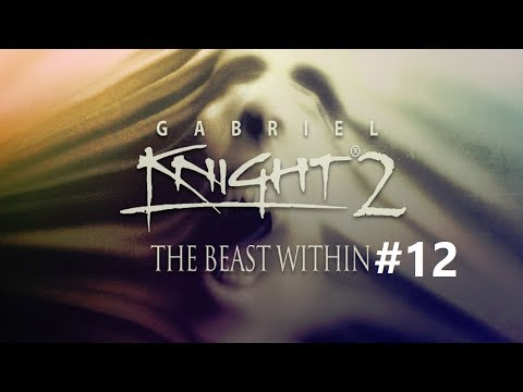 Gabriel Knight 2: The Beast Within #12 - Angry Lady Goes To The Museum