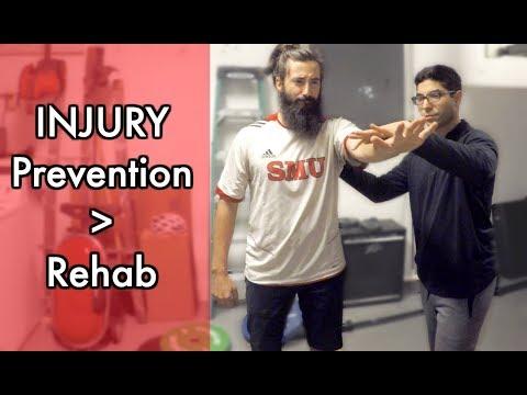 4 Easy Exercises to Help you PREVENT Injury This Season