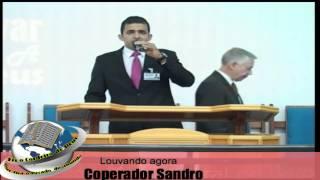 DEUS VAI FAZER - Lázaro canta Cooperador Sandro