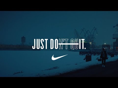 Nike Just Don T Quit Rebeka Koha Tribework Youtube