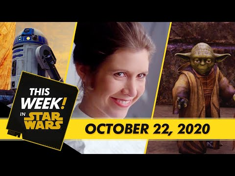 The Mandalorian Season Two Hype, Tales from the Galaxy's Edge Action, and More!