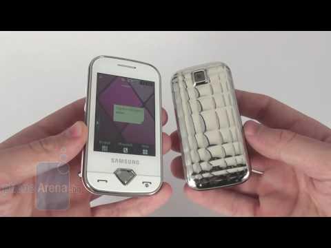 Samsung Diva и Diva folder Превю