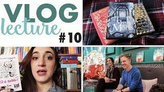 LA REPRISE - VLOG LECTURE #10 | Myriam 📖 Un Jour. Un Livre.