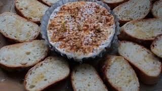 Сыр Камамбер/ Запекаем сыр в духовке / Запечёный Камамбер / Домашний сыр