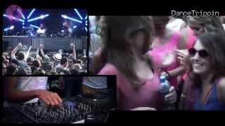 Dyed Soundorom & Boris Werner | Amsterdam Open Air (Amsterdam) DJ Set | DanceTrippin mp3