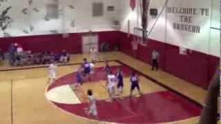 Stuart Hall Varsity Boys Basketball vs Faith Christian Highlights