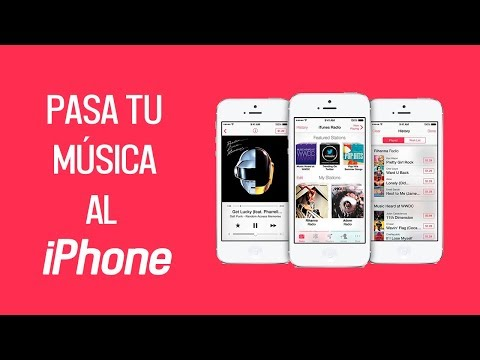 Como Pasar Música del PC a tu iPhone o iPod
