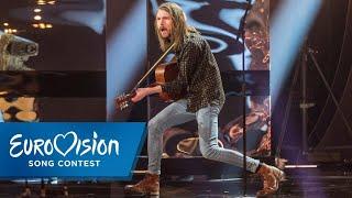 "Xavier Darcy - ""Jonah"" | Eurovision Song Contest | NDR"
