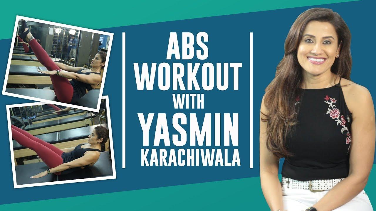 Deepika Padukone & Katrina Kaif's trainer Yasmin Karachiwala on how to get abs in 5 exercis