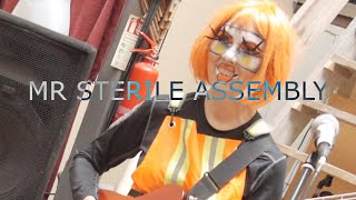 POSTMUSIC Sessions Mr Sterile Assembly