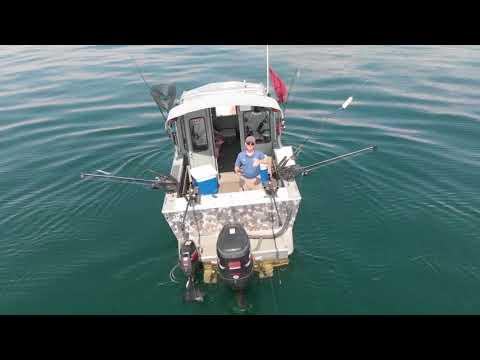 Downrigger Basics For Lake Trout