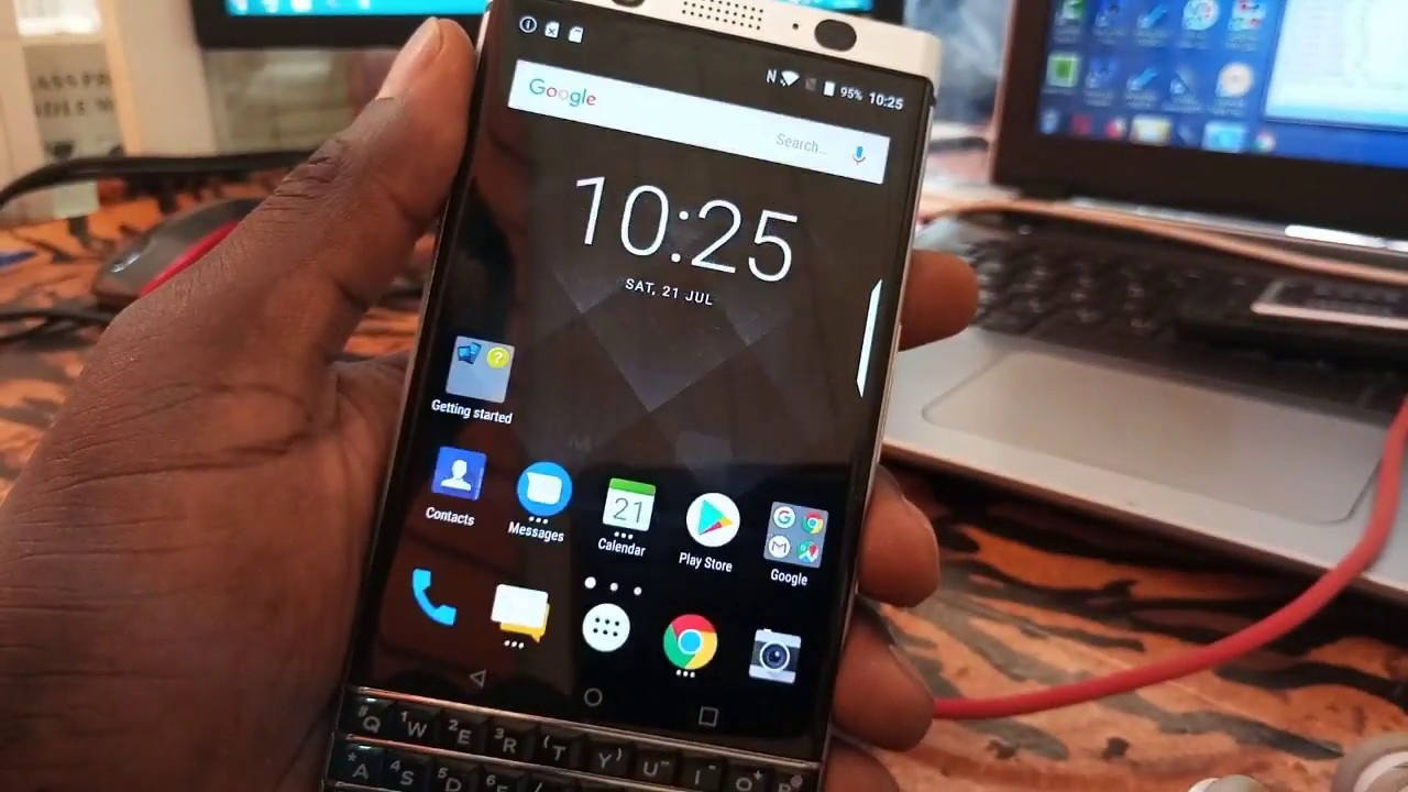 How to remove FRP on blackberry BBB100-2 Latest security may 2018 patch