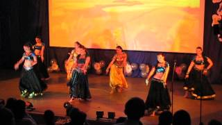 Jhoom Barabar Jhoom group choreography