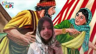 A História de Débora   Shalom Kids