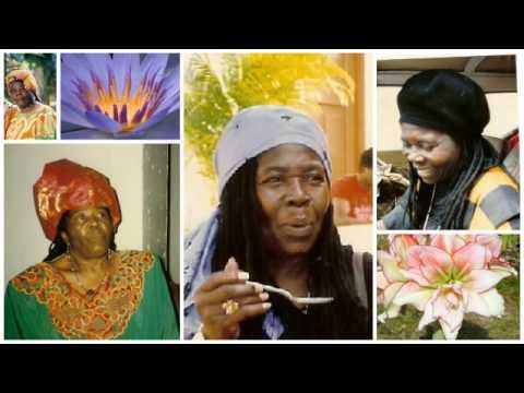Cedella Marley-Booker memorial 4/08/09.  We love you Mother B.