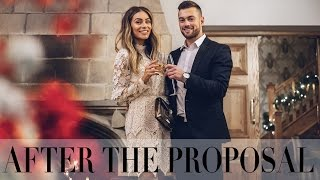The day after I proposed | Ali Gordon & Lydia Millen