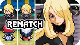 Pokémon Platinum - Champion Cynthia Rematch (HQ)