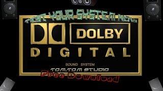 Hangrendszer beállító teszt ( 5.1 Dolby Digital )  Magyar szinkronnal :)