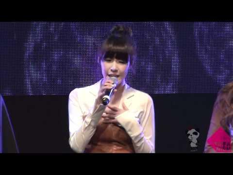 [fancam] 111117 Coway concert SNSD