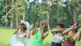 Свадебній клип Вика Саша
