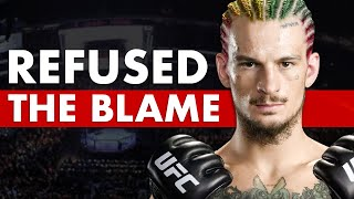 10 MMA/UFC Fighters Who Refused to Take The Blame