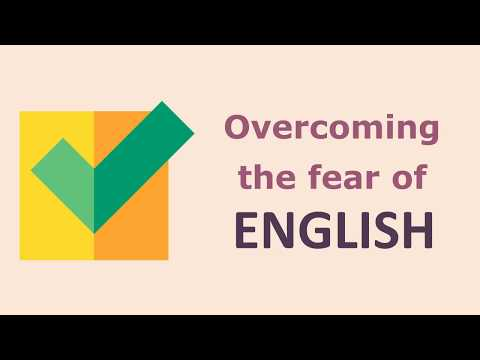 Как преодолеть страх общаться на английском