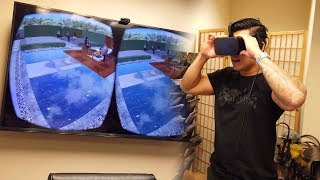 Virtual Reality Tour Of Our New House!