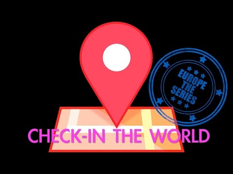 [TEASER] - Check-in the world - Europe the series