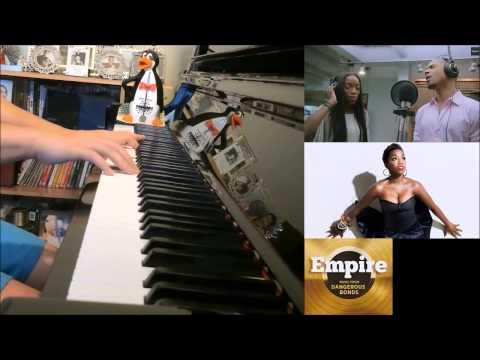 """Empire Cast - """"Conqueror"""" ft. Estelle & Jussie (Advanced Piano Cover)"""