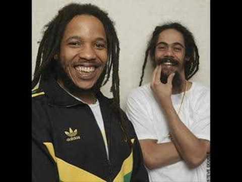 Stephen Marley Ft. Damian Marley-The Traffic Jam