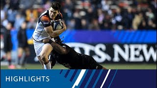RC Toulon  v Edinburgh Rugby (P5) - Highlights 12.01.19