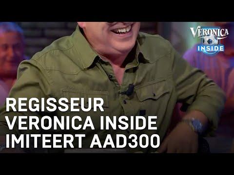 Regisseur Veronica Inside imiteert Aad de Mos