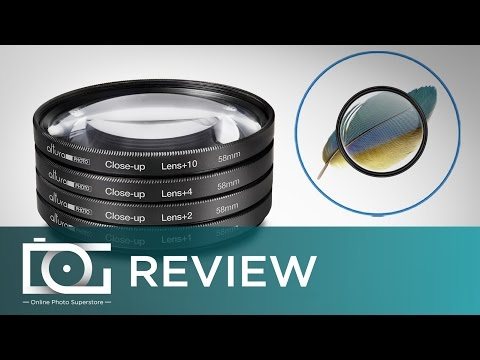 Close Up Macro Photography - Macro Filters For Camera Lenses | By Altura Photo®