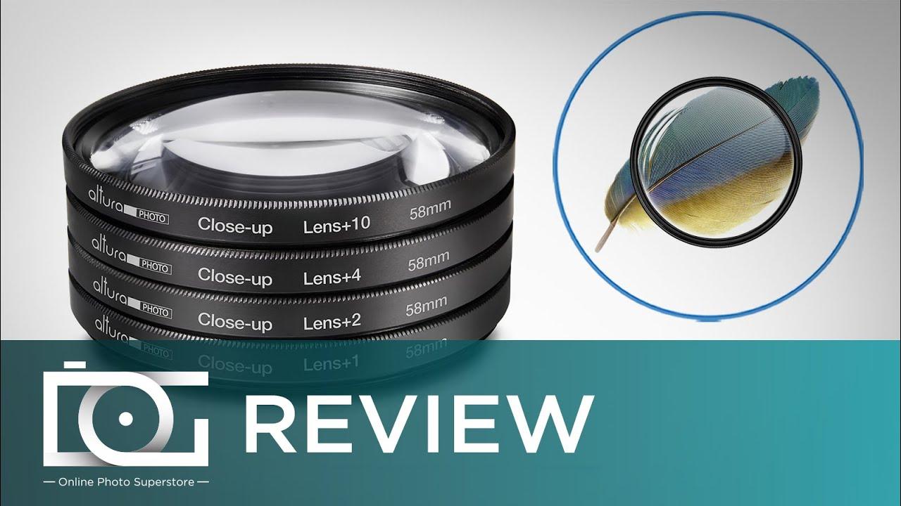 67mm Macro Nikon D5100 10x High Definition 2 Element Close-Up Lens