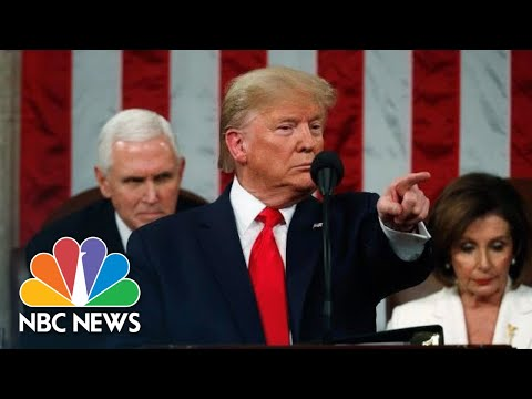 Fact-checking Trump's Economy Claims In State Of The Union Address | NBC News