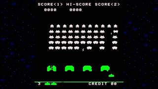 SPACE INVADERS AGAINST THE SYSTEM