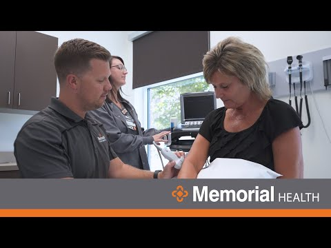 Memorial Health   Platelet Rich Plasma (PRP) Therapy