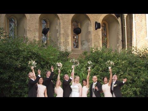 Wedding At Farnham Castle, Surrey.