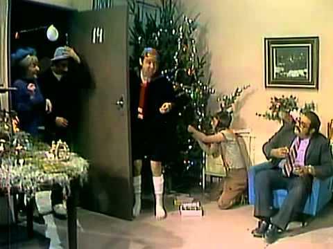 El Chavo del 8 Cena navideña