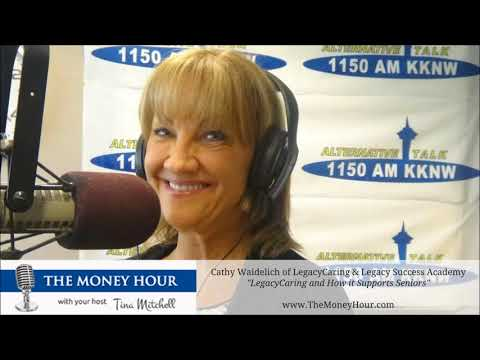 LegacyCaring & How it Supports Seniors with Cathy Waidelich of LegacyCaring