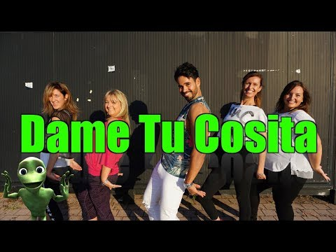 Dame Tu Cosita (Remix) Pitbull Ft. El Chombo, Karol G & Cutty Ranks Zumba